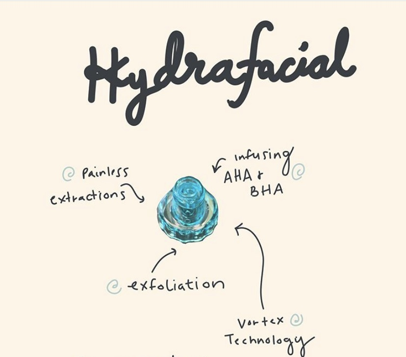 Summertime Makeover Tips Featuring the Hydrafacial